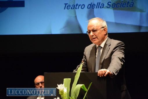 Cesare Fumagalli, segretario generale di Confartigianato