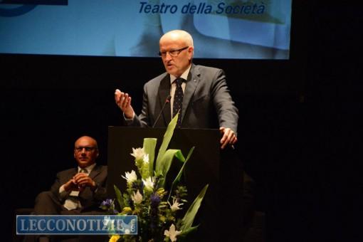 Giorgio erletti, presidente nazionale di Confartigianato
