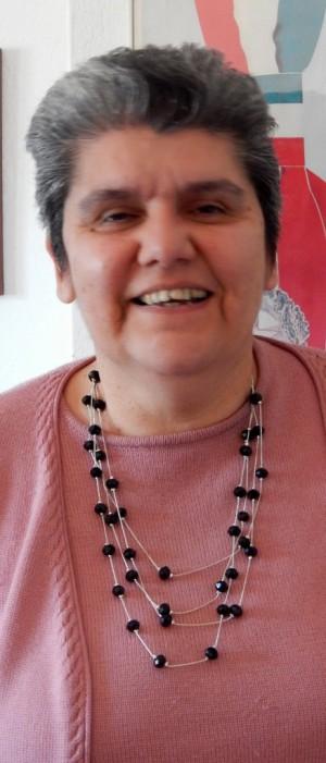 Il sindaco di Abbadia Lariana, Cristina Bartesaghi.