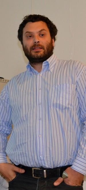 Flavio Angeli, attivista del Movimento 5 Stelle di Mandello.