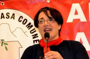 """Grazia Scurria, capogruppo di """"Casa Comune"""" in consiglio comunale a Mandello."""