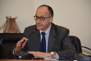 Flavio Polano, presidente della Provincia