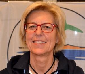 Serenella Alippi, assessore allo Sport e alle pari opportunità.