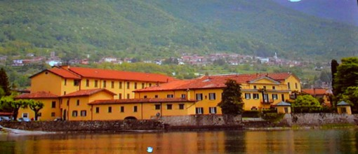 L'area dell'ex Vellutificio Redaelli di Mandello è al centro di un progetto di riqualificazione.