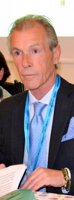 Carlo Molteni, sindaco di Varenna.