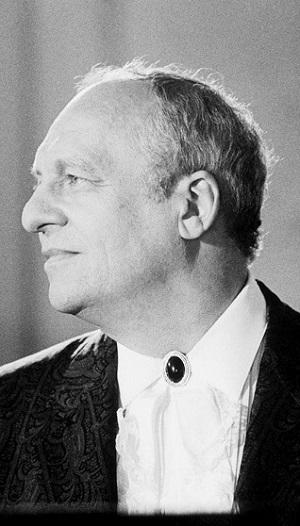Claude Bolling, compositore, pianista e arrangiatore francese.