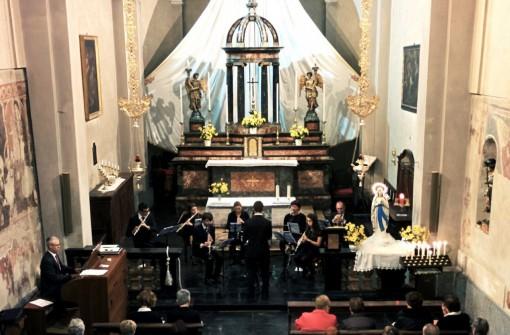 """Il Gruppo cameristico """"The Dreamers"""" festeggerà venerdì 27 novembre a Nuova Olonio il primo anno di attività."""