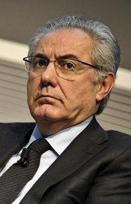 Roberto Colaninno, numero uno del Gruppo Piaggio.