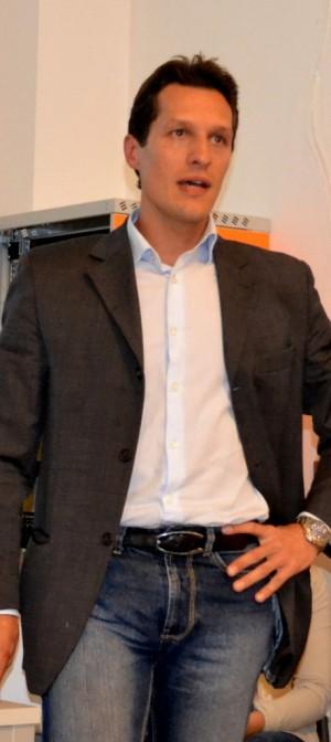Andrea Tagliaferri, assessore ai Lavori pubblici.