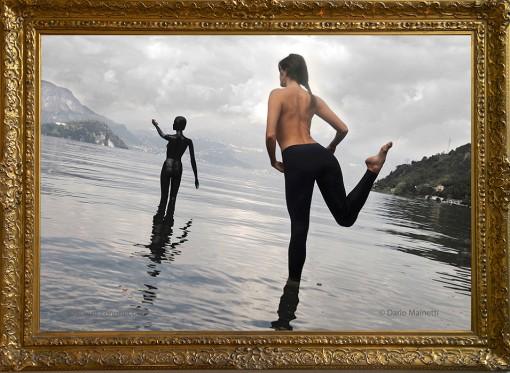"""""""Different connections"""", l'opera del fotografo mandellese Dario Mainetti che sarà esposta"""