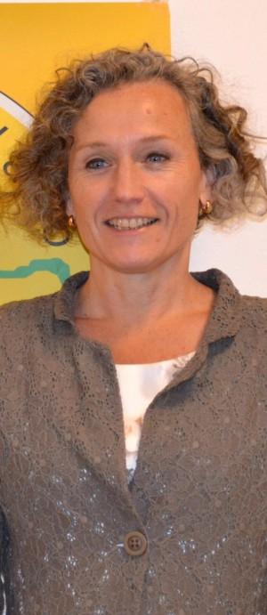 Fabiola Bertassi, segretario cittadino della Lega Nord di Mandello.