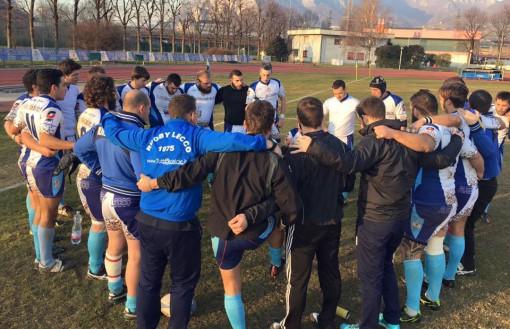 Rugby Lecco squadra