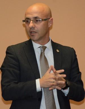 L'assessore Riccardo Mariani