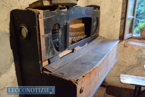 Il piano a cilindro, antico quanto il vecchio mulino
