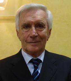 Luigi Balderacchi, presidente degli Amici dell'0ospedale Manzoni di Lecco.