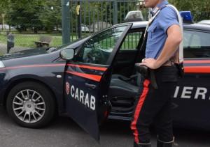 carabinieri parco