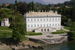 Villa Melzi e il suo parco, a Bellagio.