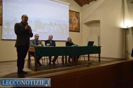Da sinistra: Marco Piazza,