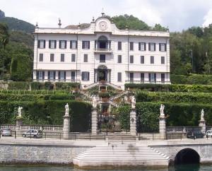 Villa Carlotta a Cadenabbia.