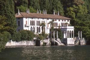Villa Monastero a Varenna.
