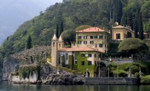 Lenno, la Villa del Balbianello.