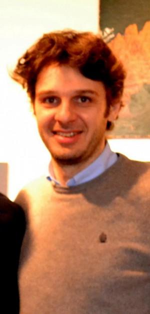 Luca Gaddi, presidente del Cai Grigne.