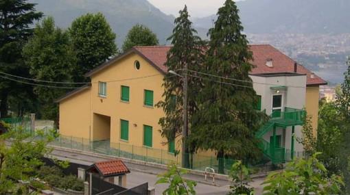 La scuola elementare di Malnago