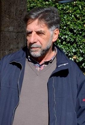 Rinaldo Citterio, presidente della Pro loco di Mandello.