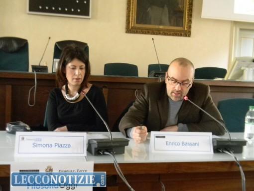 Simona Piazza e Enrico Bassani