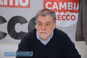 Alberto Anghileri, Con la Sinistra Cambia Lecco