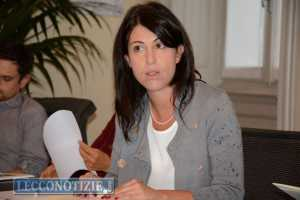 L'assessore Simona Piazza