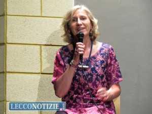 """Mariassunta Lenotti, presidentessa de' """"gli amici di Lorenzo"""""""