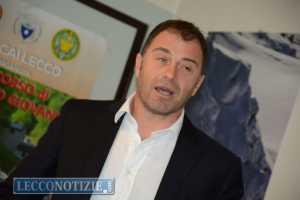L'assessore regionale Antonio Rossi