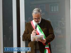 Il sindaco Giuseppe Conti