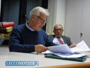 L'assessore Paolo Cola