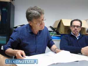Marco Ghezzi, consigliere di minoranza per Lega Nord