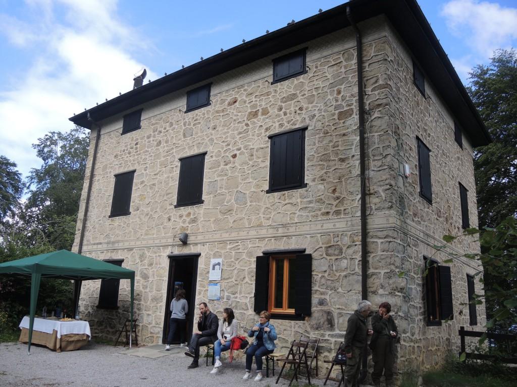 Resinelli la casa museo villa gerosa apre tutte le for Piccoli piani di costruzione della casa