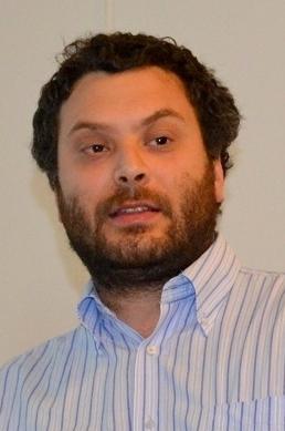 Flavio Angeli, attivista del Movimento 5 Stelle.