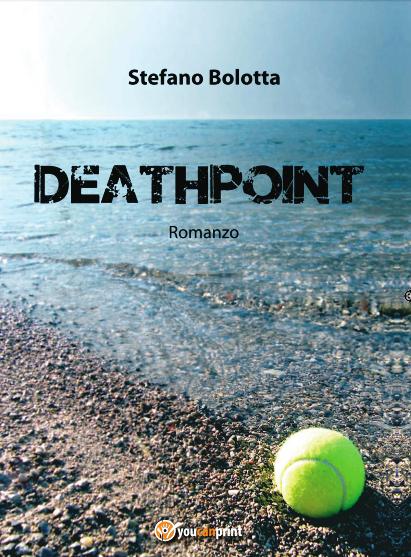 La copertina del romanzo scritto da Stefano Bolotta.