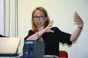 Stefania Palma, coordinatrice del progetto