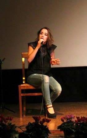 Alice Benedetti, vincitrice del concorso.