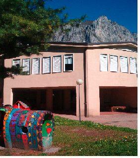 l'asilo di San Giovanni