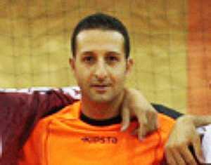 L'agente Sebastiano Pettinato, gravissimo in ospedale