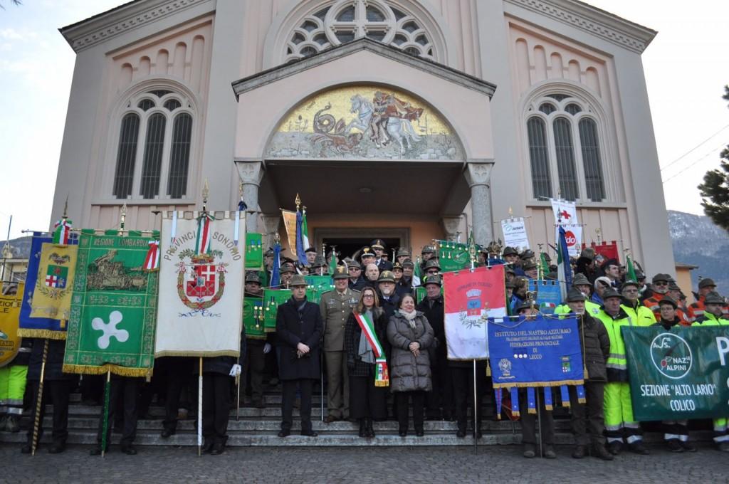 SANREMO - Baglioni chiede scusa a Cuorgnè e agli Alpini cantando